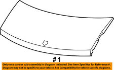 Dodge CHRYSLER OEM 00-03 Ram 1500 Van-Hood Panel 55346549AI