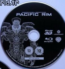 Pacific Rim (3D Blu-ray 2013 ) 3D Versions of the Movie.