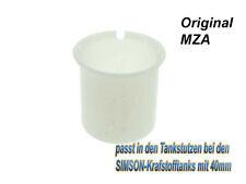 Simson Messbecher, Ölmessbecher 20ml für Mischung 50:1 bei 40mm-Tankdeckel MOPED