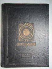 1929 KIT-HAN-NE - Kittanning High School Yearbook - Armstrong County PA