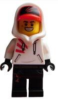 Lego Jack Davids Hidden Side Minifigur Legofigur Figur Mann hs004 Neu