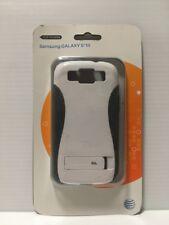 NEW CASE-MATE White Grey TOUGH CASE SAMSUNG GALAXY S3 SIII S III S 3 MINI