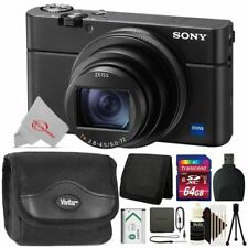 Sony Cyber-shot DSC-RX100 VI 20.1MP Digital Camera with Accessory Kit