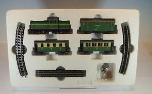 Bemo H0e Nr. 1102/9 Zugpackung Neustädter Kreisbahn OVP #1581