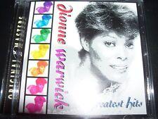 Dionne Warwick Greatest Hits Very Best Of (Australia) CD – Like New