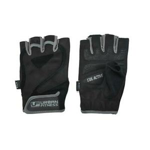 GYM FITNESS GLOVE - UF GEL WORKOUT GLOVES - ADULTS  FIT CYCLING ROWING