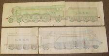 LNER Collectable Railway Drawings & Diagrams