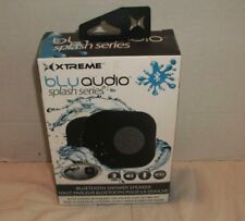 Extreme Bluetooth Shower Speaker Blu Audio Splash Series New
