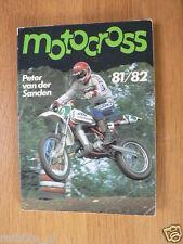 774 MOTOCROSS 1981-82, SIDECARS WASP YAMAHA EML,CAGIVA LEJEUNE,PRO-LINK MAICO,