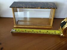 1 12 th dolls house miniatures handmade Open Backed Counter Needs Painting
