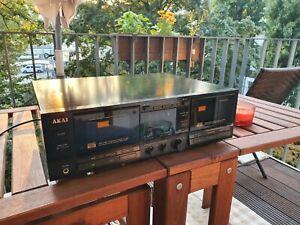 AKAI GX-W45 Stereo Double Cassette Deck