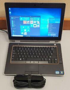 Dell Latitude E6420 Core i7-2720QM 6GB RAM 500GB HDD WEBCAM BLUETOOTH BACKLIT