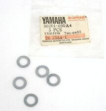 Genuine Yamaha Bravo Enticer OEM Primary Sheave Plate Washer 90201-090A4 (5) NOS