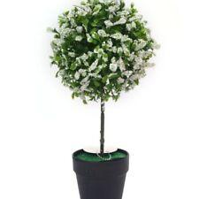 Flores secas y artificiales decorativas árboles para el hogar