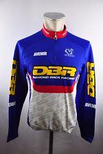De Marchi DBR Radtrikot cycling jersey Trikot maglia Gr. L 50cm O19