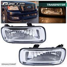 For 2004-2005 Ford F150 / 2006 Lincoln Mark Lt Bumper Fog Light W/Bulb LH&RH