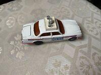 MATCHBOX SUPER KINGS JAGUAR XJ12 1978 POLICE VEHICLE CAR HAS WEAR VINTAGE