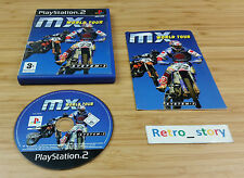 PS2 MX World Tour PAL