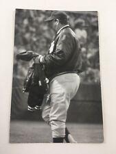 Art Fowler (1983) New York Yankees Vintage Baseball Postcard NYY