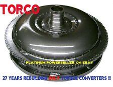 2000-up Acura MDX 3.5L, TL 3.2L, Honda Odyssey 3.5L, Pilot 3.5L torque converter