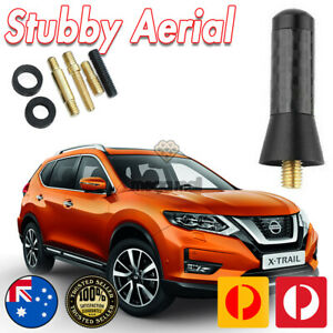 Antenna/Aerial Stubby Bee Sting For Nissan X-Trail XTrail 2013-2020 Carbon 3.5cm