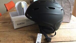 SMITH Men's Aspect Helmet Matte Black L 59-63 CM