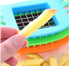 French Fry Potato Chip Cut Cutter Vegetable Fruit Slicer Chopper Chipper Blade S