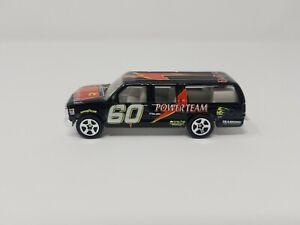 Chevy Suburban series power team HOT WHEELS '99 PRO RACING #60 1:64 DIE-CAST