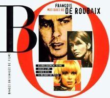 DIABOLIQUEMENT VOTRE / ADIEU L'AMI (MUSIQUE DE FILM) - FRANCOIS DE ROUBAIX (CD)