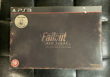 Fallout New Vegas Collectors Edition PS3 Complete