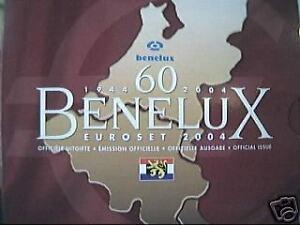 2004 Triplice divisionale Benelux 2004