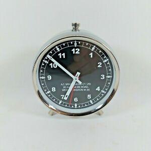 Metal Clock : by A.T. Speedometer Co LTD, South Ken London W34