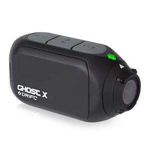 Drift Ghost X Action Camera | Full HD 1080P  5 Hour Battery Life  Rotating Lens