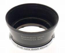 SUMMICRON 5cm SUMMARON 3.5cm BLACK LEICA VINTAGE CAMERA LENS HOOD SHADE ITDOO