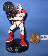 "Star Wars ATTACKTIX GAME CLONE TROOPER 3""  Figure #4"