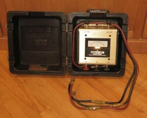 Midwest Instruments 830 Backflow Prevention Test Kit w/Hoses