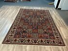On SaleSemi Antique Beautiful Hand Knotted garden Area Rug Carpet 7'x10'#608