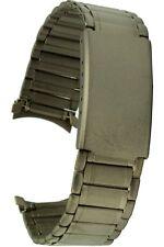 Titan Uhrarmband Rundanschluss - 18 mm Uhrband Titanband