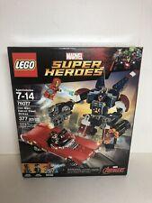 LEGO Super Heroes Iron Man: Detroit Steel Strikes (76077)