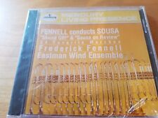 SOUSA sound off!/on review FENNELL -  MERCURY LIVING PRESENCE