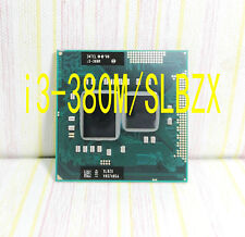 Intel Core i3-380M (SLBZX) 2.53 GHz / 3M / 2 Core Notebook Processor