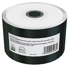 100 Mediarange Rohlinge CD-R Mini full printable 22Min 200MB 24x Shrink