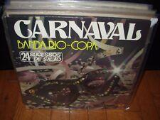 BANDA RIO COPA carnaval 24 sucessos de salao ( world music ) brazil