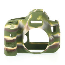 Fashion Soft Silicone Armor Skin Body Cover Case Bag for Canon EOS 6D Camera