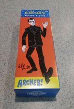 """The Coctails 12"""" Action Figure """"Beatnik Style"""" Archer"""