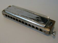 HARMONICA CHROMATIQUE HOHNER - the LARRY ADLER PROFESSIONAL 12 - Made in Germany