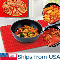 Pyramid Pan Silicone Baking Mat Non Stick Cooking Fat Reducing Hot Sale US