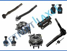 New 10p Complete Front Suspension Kit for Ford F-250 F-350 Super Duty - 4WD 4x4