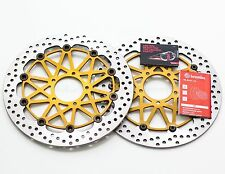 Pair of 320mm Brembo SuperSport HPK Front Discs for Ducati 1098,1198 - 208973711