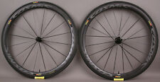 Mavic Cosmic Pro Carbon UST Tubeless Road Bike Wheelset and Tires MSRP $1699